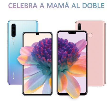 Huawei ofrece una variada oferta para el día de la madre