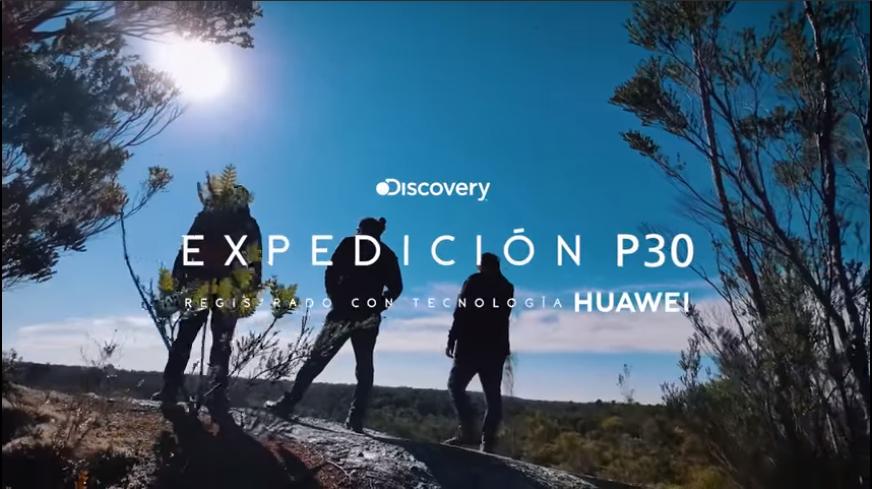 """Huawei y Discovery lanzan """"Expedición P30″ junto con las fotografías más votadas"""