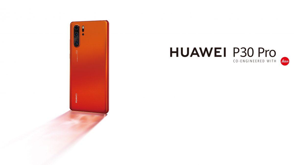 Huawei obtiene por segundo año consecutivo el premio al mejor smartphone del año con el P30 Pro