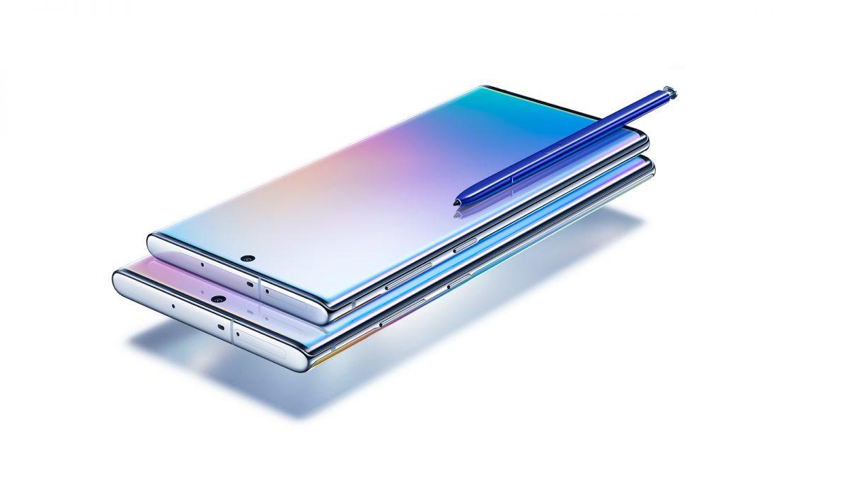 Samsung confirma la llegada oficial a Chile de sus Galaxy Note10 y Note10+