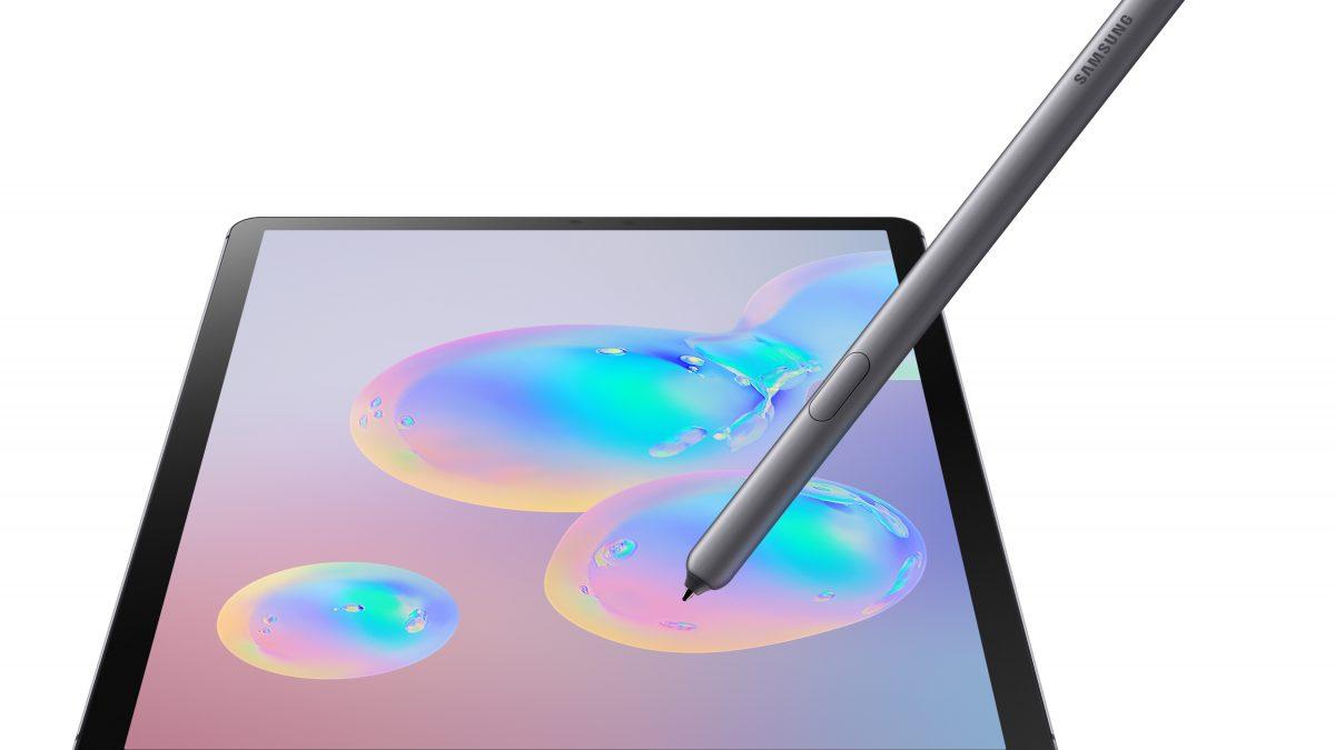 Samsung presenta su nueva Galaxy Tab S6