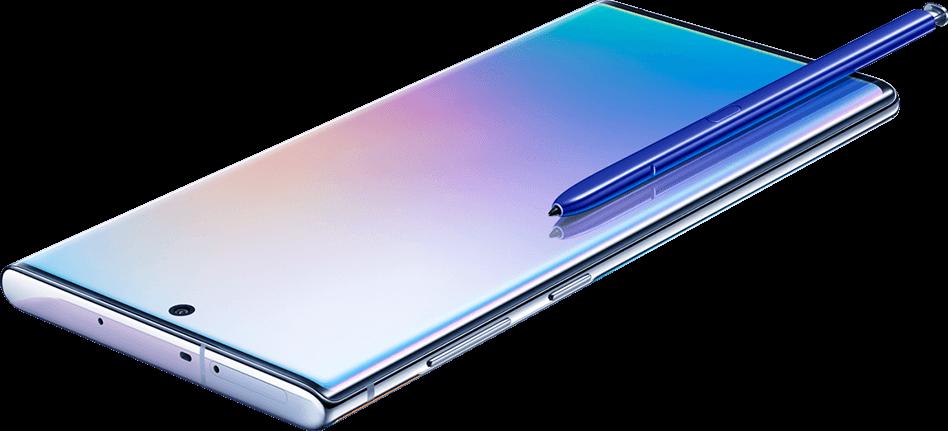 Samsung presenta sus nuevos Galaxy Note 10 y Note 10+