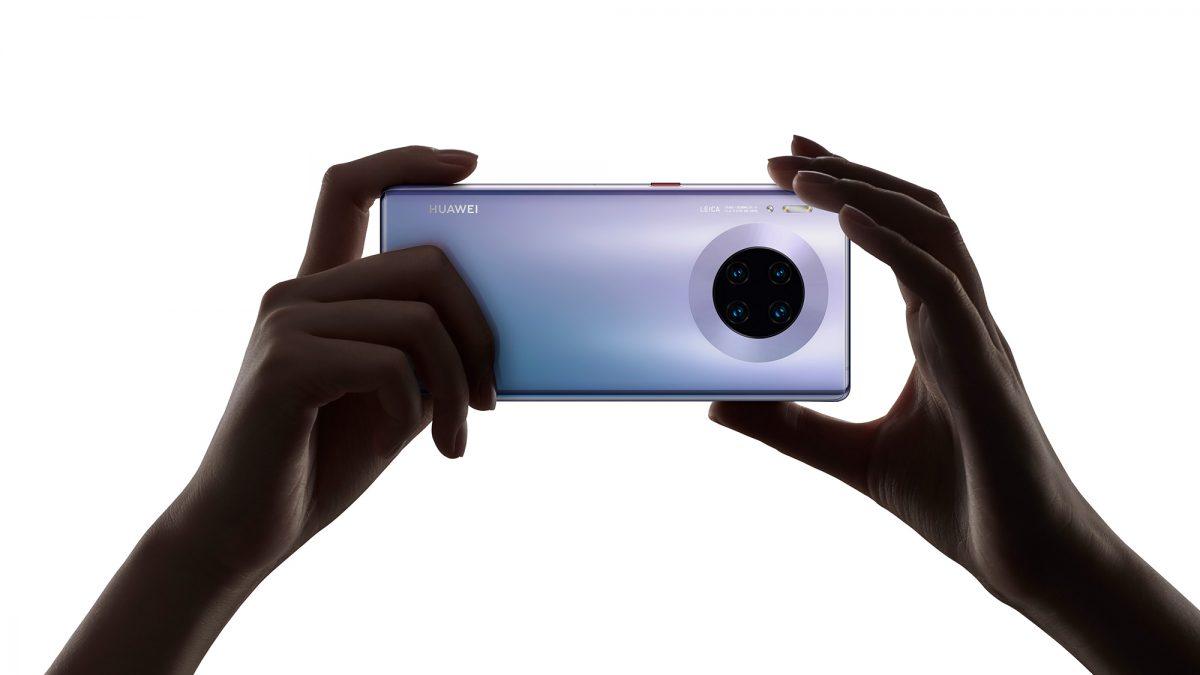 Huawei reimagina el smartphone con su innovadora serie HUAWEI Mate 30