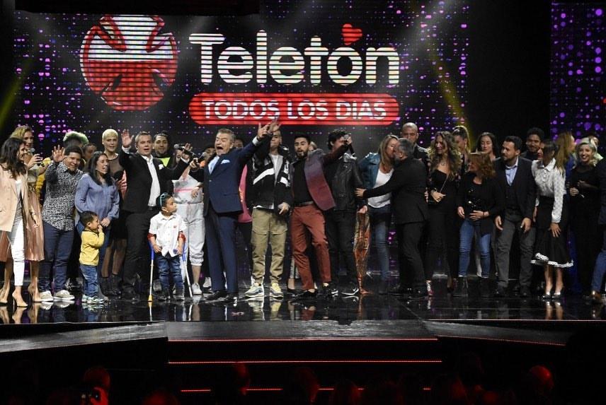 """""""Todos los días"""": Se dio el vamos a la Teletón 2019"""