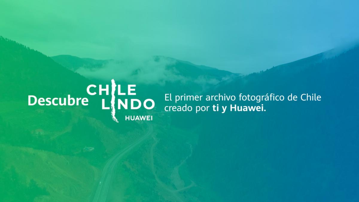 """Más de 2.500 fotografías ya están concursando en  """"Huawei Chile Lindo"""""""