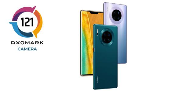El HUAWEI Mate 30 Pro es coronado como el nuevo  rey de la fotografía en smartphones