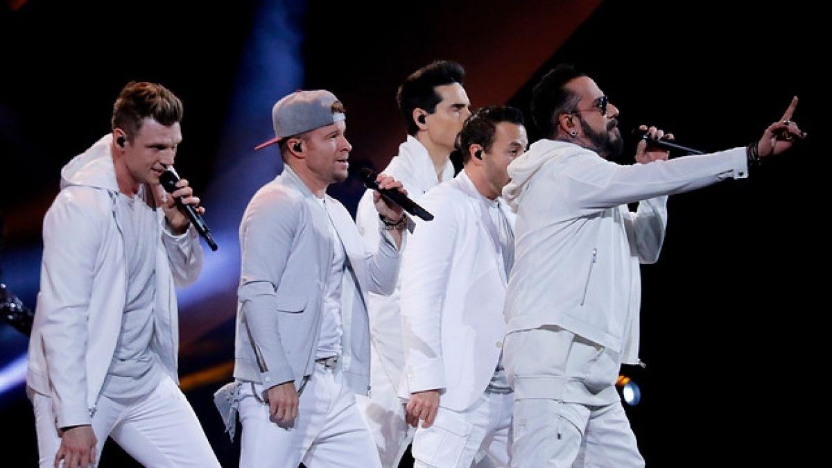 ¡Éxito total!: Backstreet Boys agotan entradas y anuncian segundo show en Chile