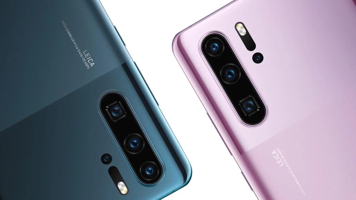 La serie HUAWEI P30 redefine la estética en smartphones con diseños y colores que marcan tendencias