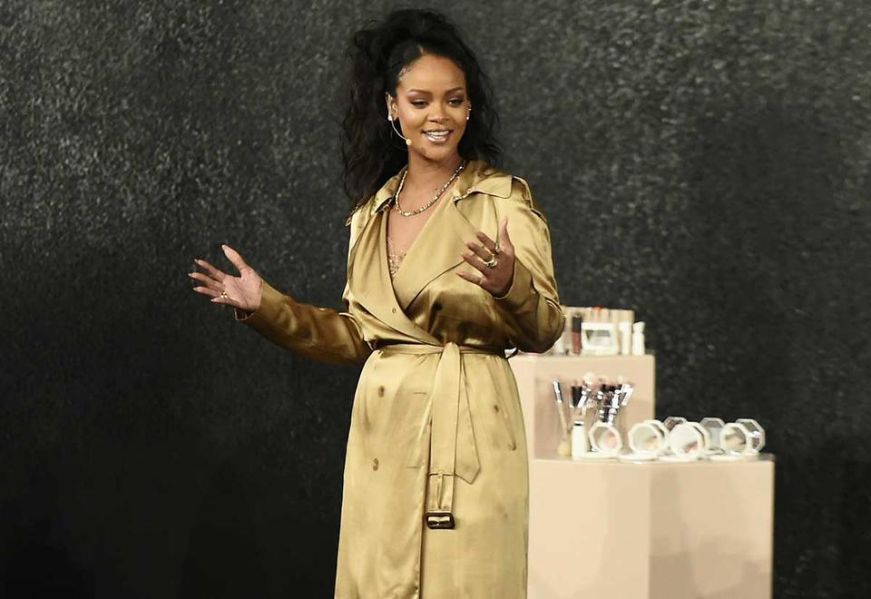Rihanna será homenajeada en el Paseo de la Fama de Dubai