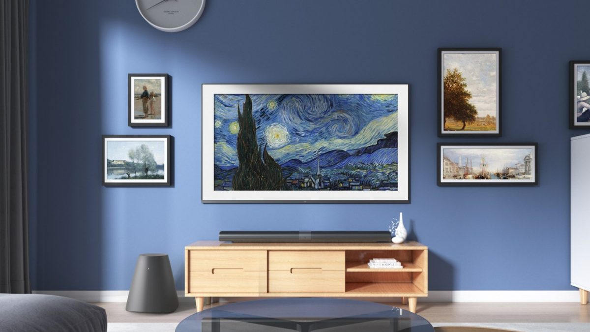 """Las obras de artistas chilenos ya están disponibles en la galería virtual de Samsung""""Art Store"""""""