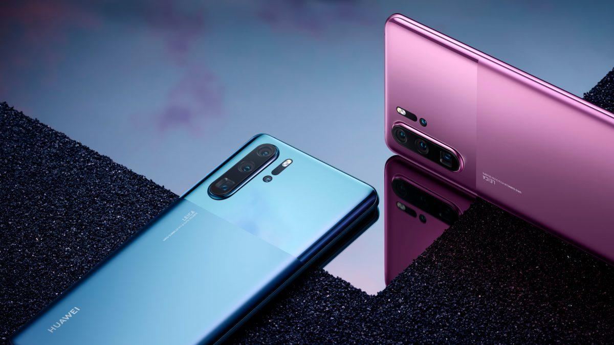 los nuevos colores del HUAWEI P30 Pro Mystic Blue y Misty Lavender: llegan a redefinir la estética de los smartphones en Chile