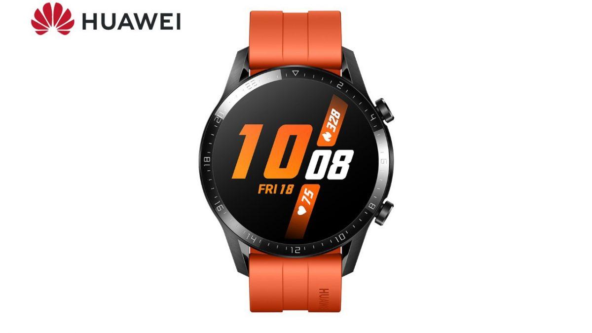 HUAWEI Watch GT 2 de 46mm: El smartwatch que ya está a la venta en Chile