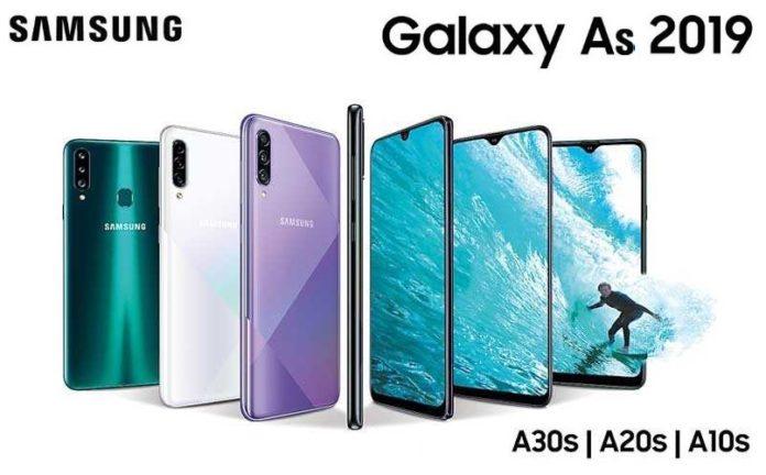 """Nueva línea Galaxy A: Los nuevos modelos """"s"""" se unen a la familia de Samsung"""