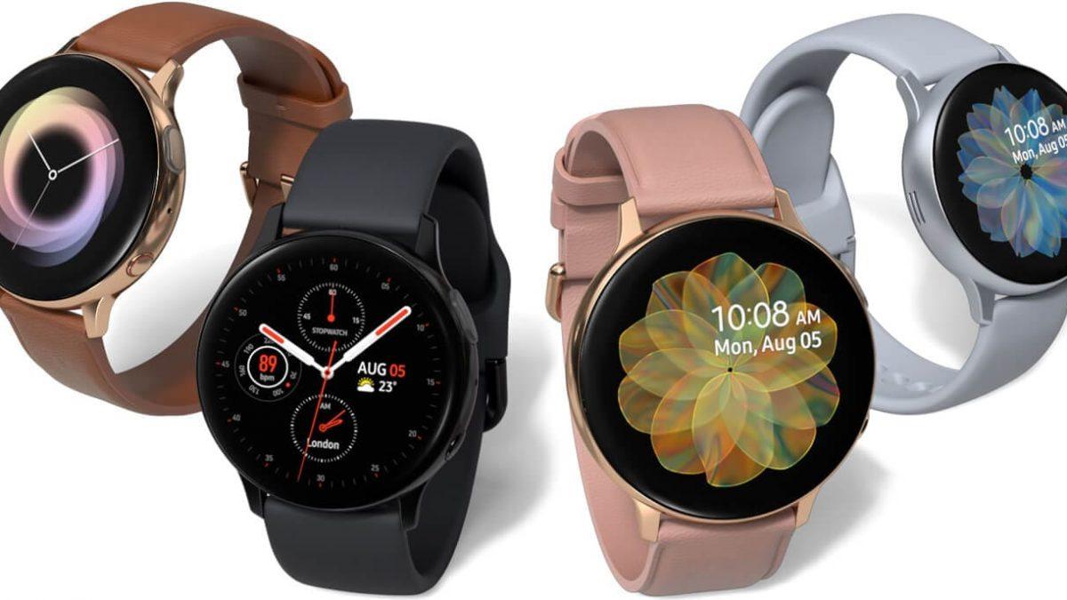 Conecta tu día con el nuevo Galaxy Watch Active2