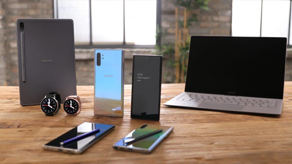Samsung Electronics Chile:  Un smartphone puede aumentar la productividad en 2020