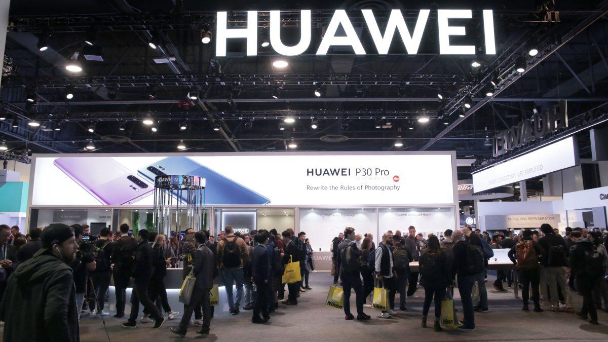 Teléfonos y dispositivos Huawei obtienen premios Best y Editors Choice en CES 2020