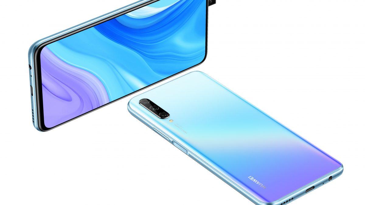 Llega a Chile el nuevo Huawei Y9s