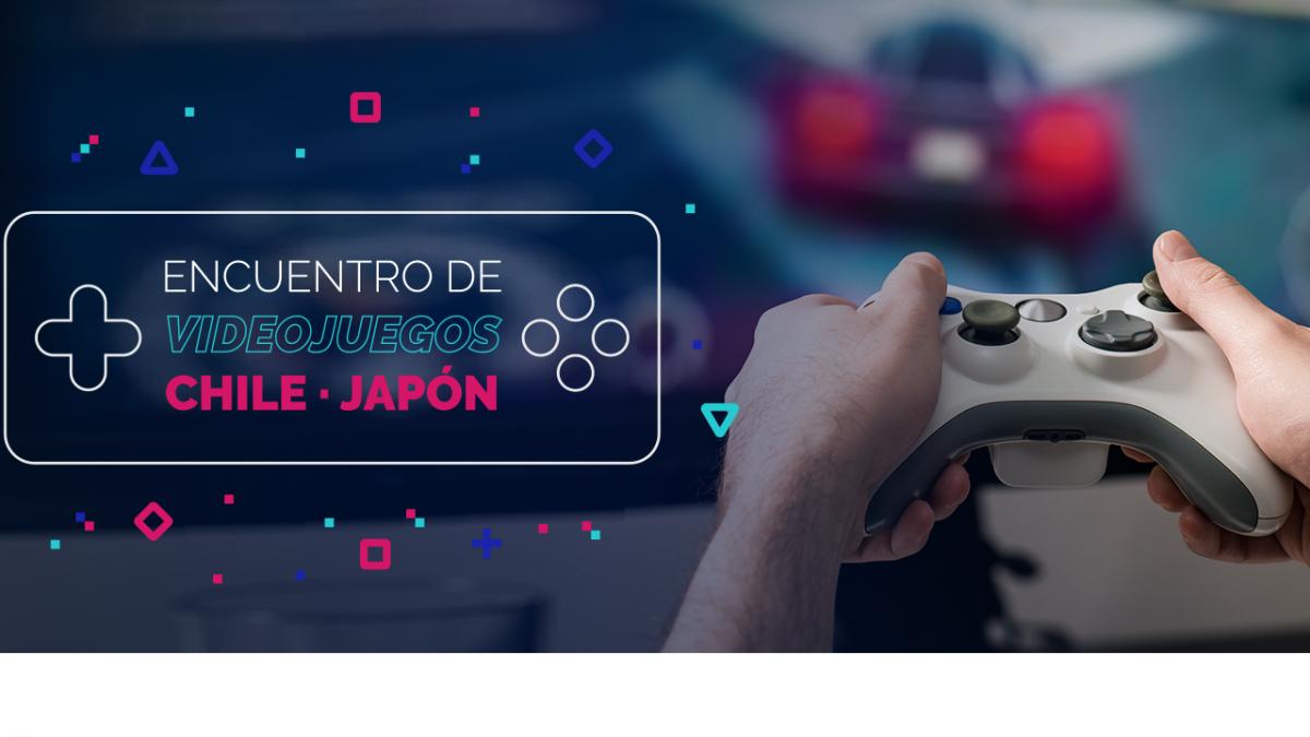 """""""ENCUENTRO DE VIDEOJUEGOS CHILE-JAPÓN"""" invitan a empresas, desarrolladores, estudiantes y público"""