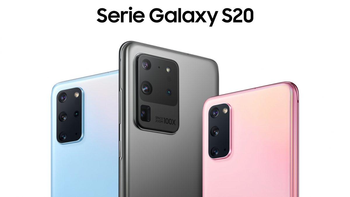 Samsung Galaxy S20 ya disponible en Chile