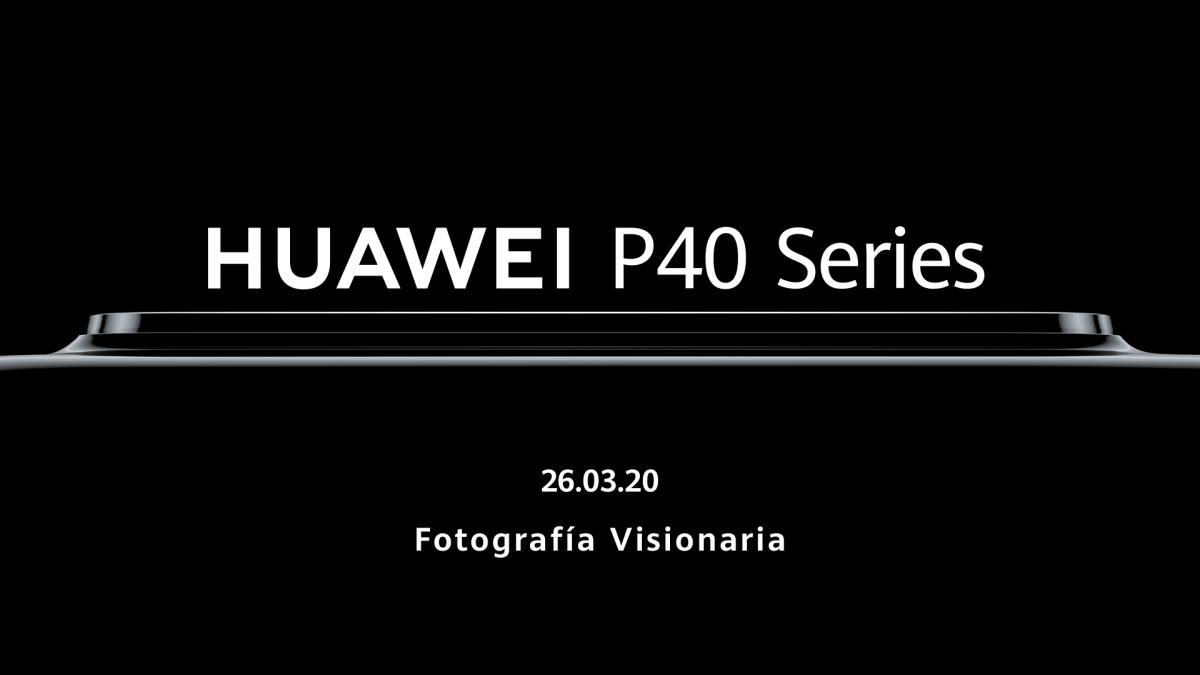 EN VIVO: Sigue con nosotros el lanzamiento global de la nueva Serie HUAWEI P40