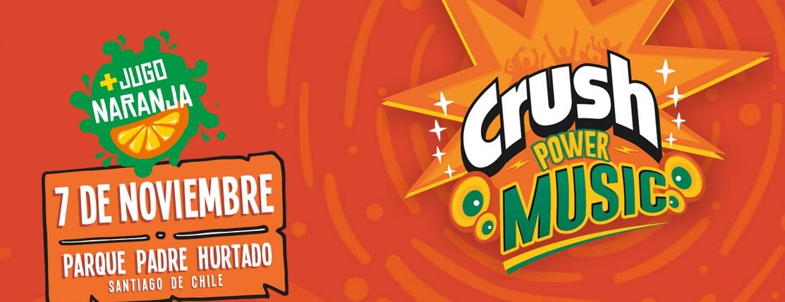Crush Power Music confirma nueva fecha: 7 de noviembre