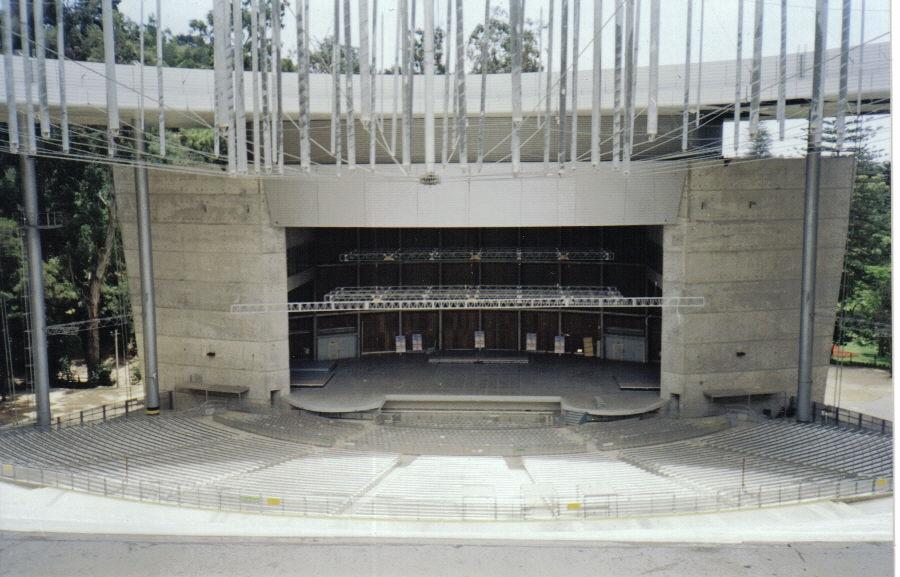 Municipalidad de Viña realiza retiro de estructura metálica de la Quinta Vergara
