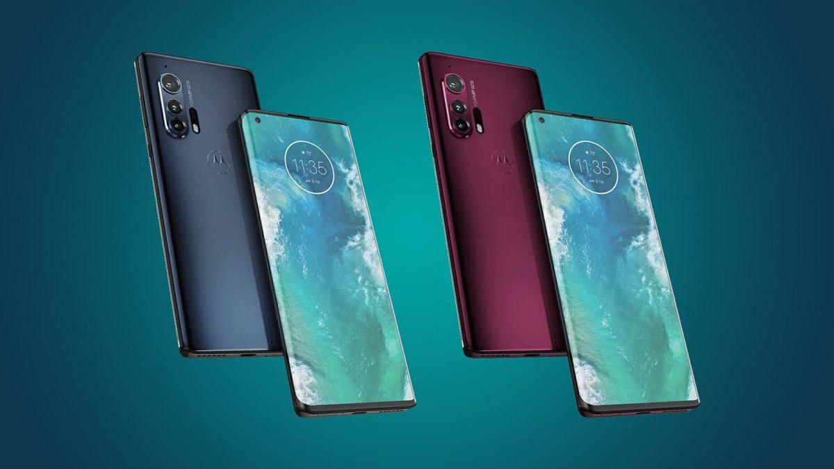 Motorola regresa a la competencia en gama alta con sus modelos EDGE y EDGE+