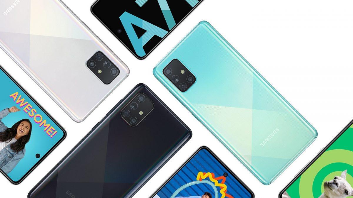Con taller online se lanza nueva serie Galaxy A 2020