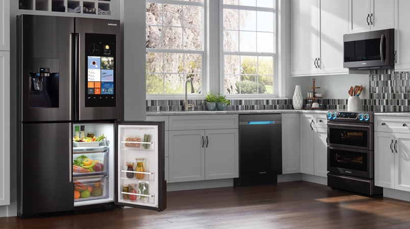 Tendencias: Los refrigeradores inteligentes y smartphones están cambiando los hábitos de consumo