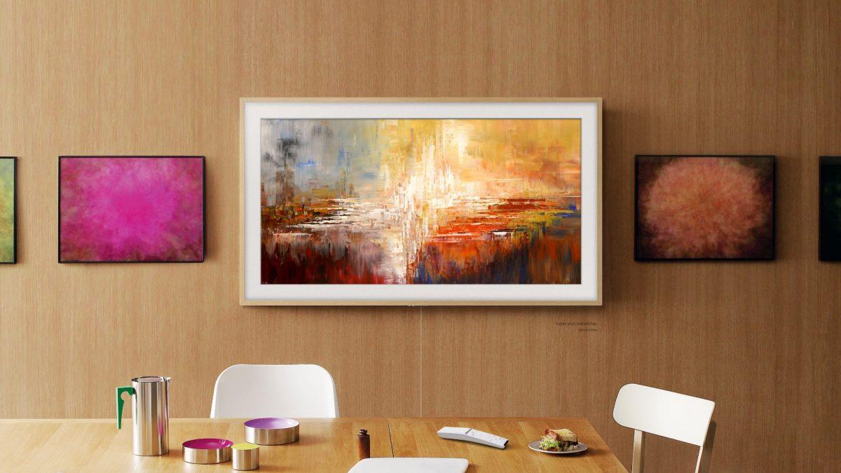 Galería en casa: Samsung libera acceso gratuito a obras de arte para usuarios de The Frame en Chile
