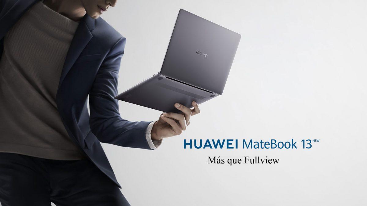 Comienza la venta en Chile del nuevo HUAWEI MateBook 13