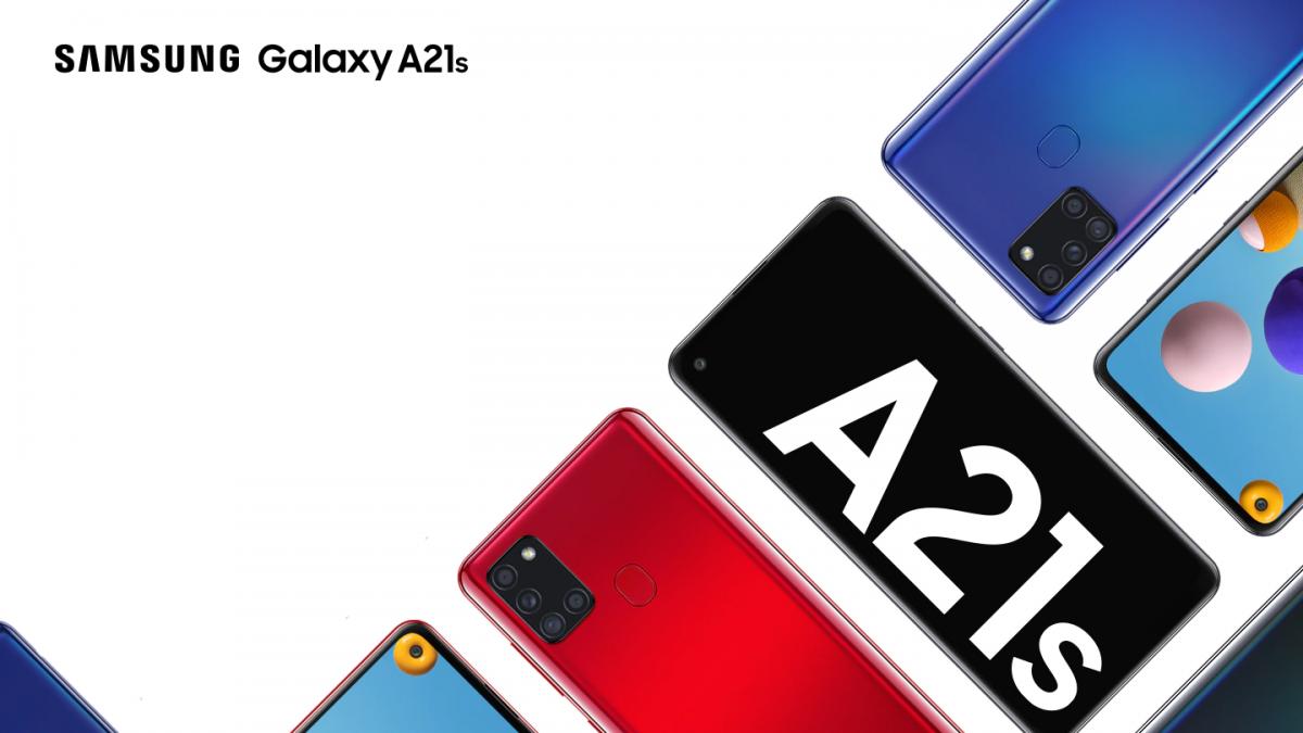 Samsung incorpora el Galaxy A21s a la familia Galaxy A
