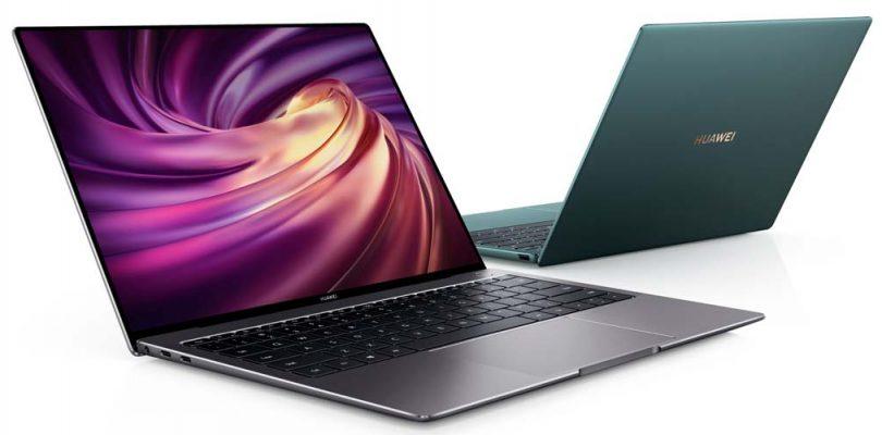 Huawei presenta su nuevo laptop premium, el HUAWEI MateBook X Pro