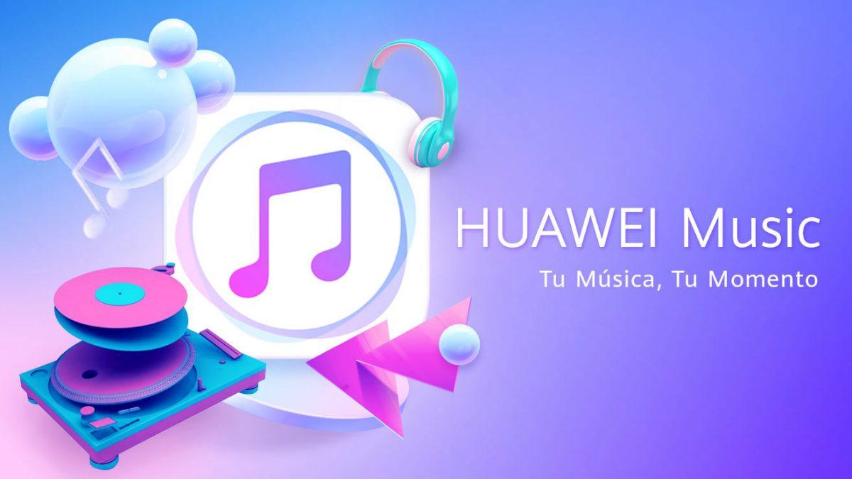 Huawei Music llega a Chile con más de 15 millones de canciones de artistas de todo el mundo