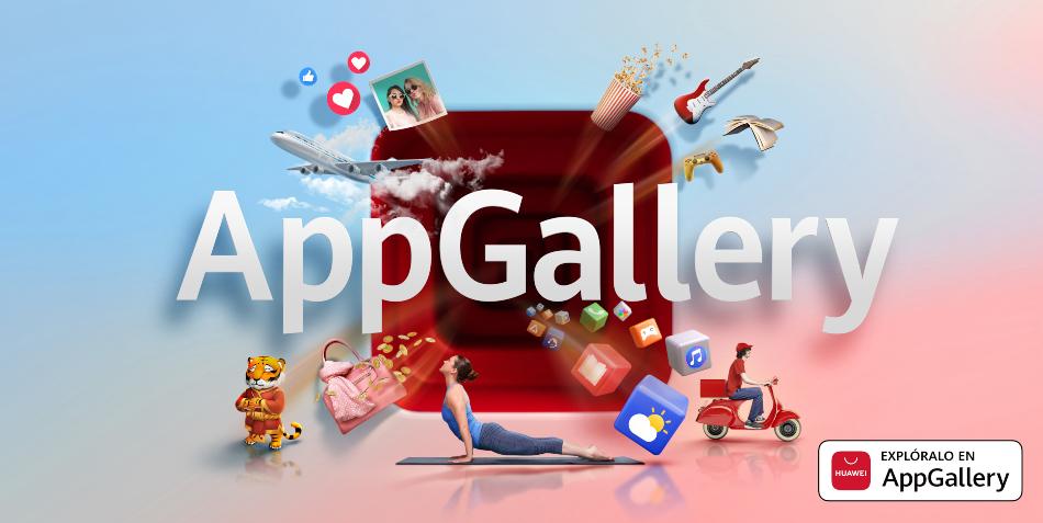 HUAWEI AppGallery sigue creciendo: Descubre las nuevas apps que se integraron a la plataforma