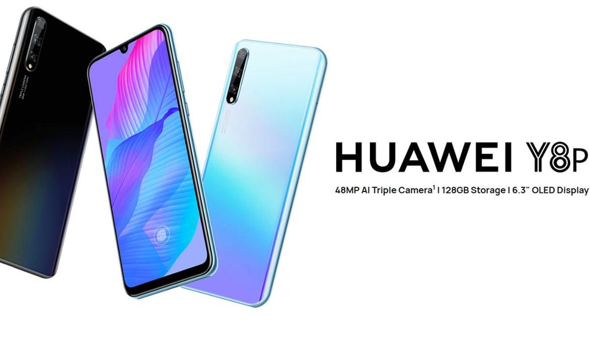 El HUAWEI Y8p: El nuevo gama media que destaca por su diseño y potente cámara