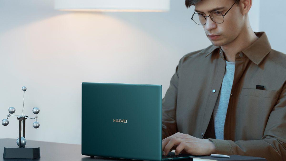 Diseño que sorprende: Echa un vistazo a la belleza del nuevo HUAWEI MateBook X Pro 2020