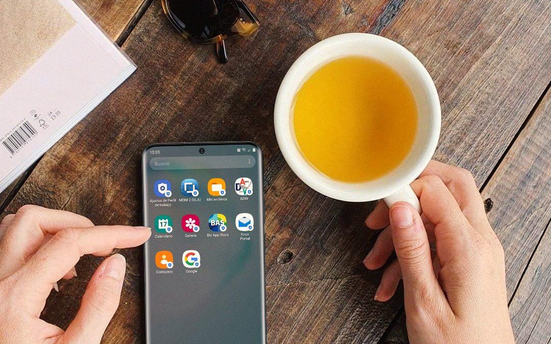 Tendencias: El 94% de los chilenos usa hoy un smartphone para trabajar y estudiar en lugar del PC
