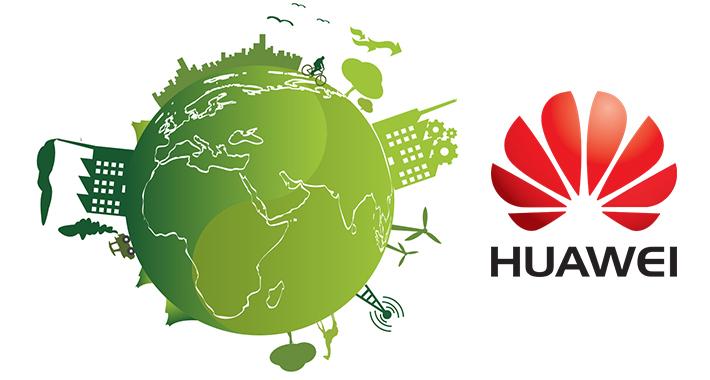 Huawei redujo en 570 mil sus toneladas de CO2 y se compromete a aportar a una economía circular