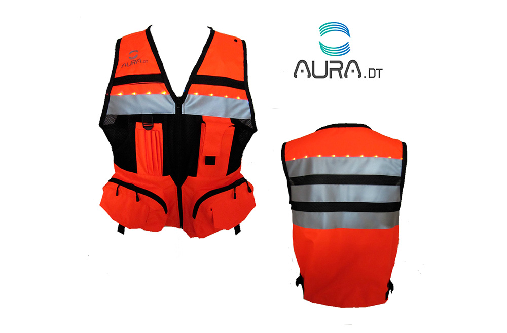 Entel Ocean presenta Touch Aura: Vestuario inteligente para seguridad laboral y sanitaria en tiempo real