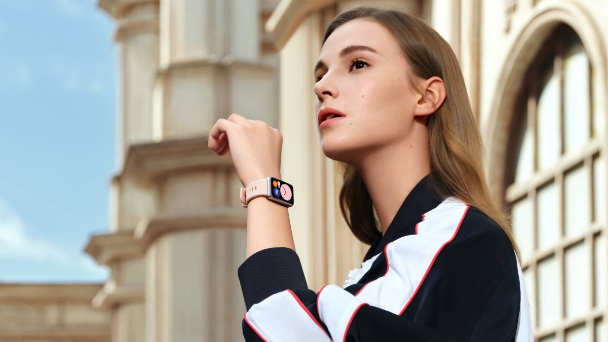 Huawei tiene la mayor cuota de mercado mundial en smartwatchs gracias a la serie Huawei Watch GT