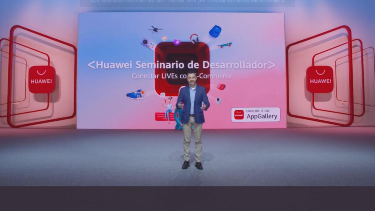 Huawei presenta tecnologías de transmisión en vivo para las plataformas y canales de venta e-commerce