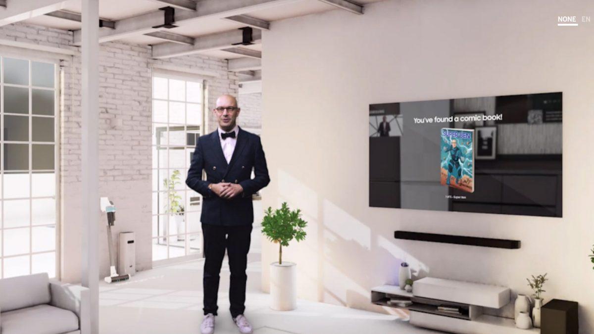 Samsung marca una nueva era de innovación con la  experiencia virtual 'Life Unstoppable'