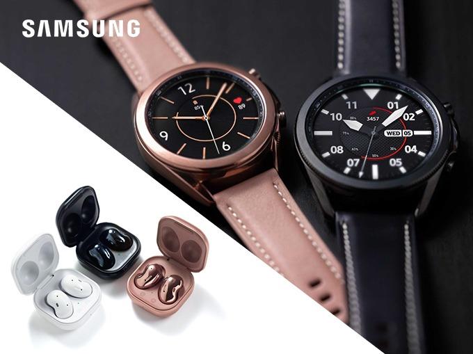 Galaxy Watch3 y Galaxy Buds Live: cinco razones para incluir estos dispositivos en tu vida diaria