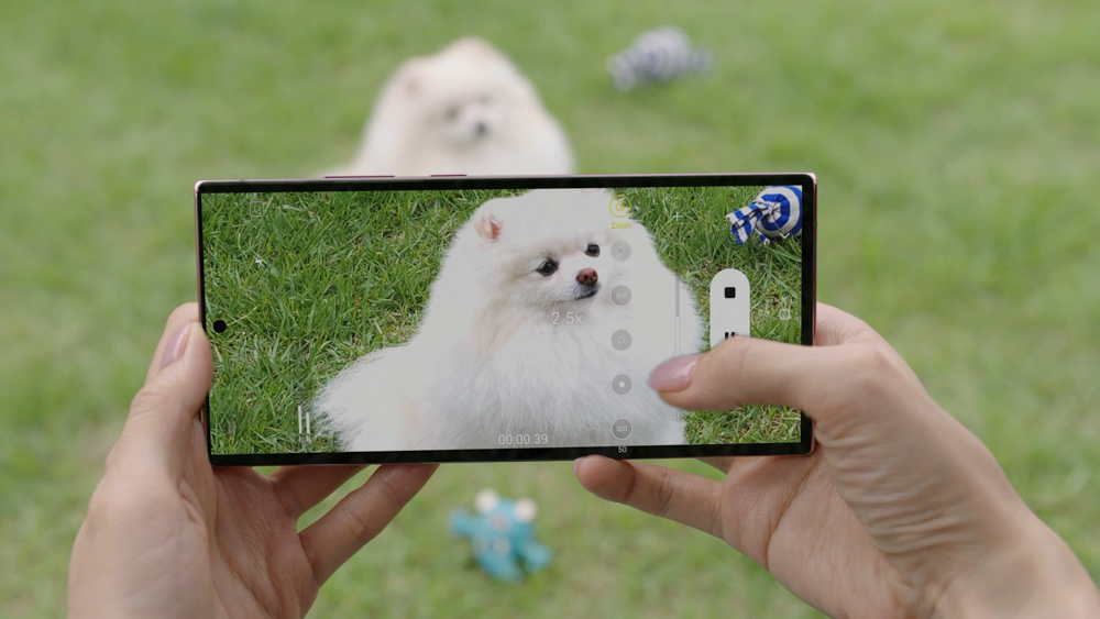 Serie Galaxy Note20 recibe las puntuaciones más altas de la  evaluación del Foro VCX