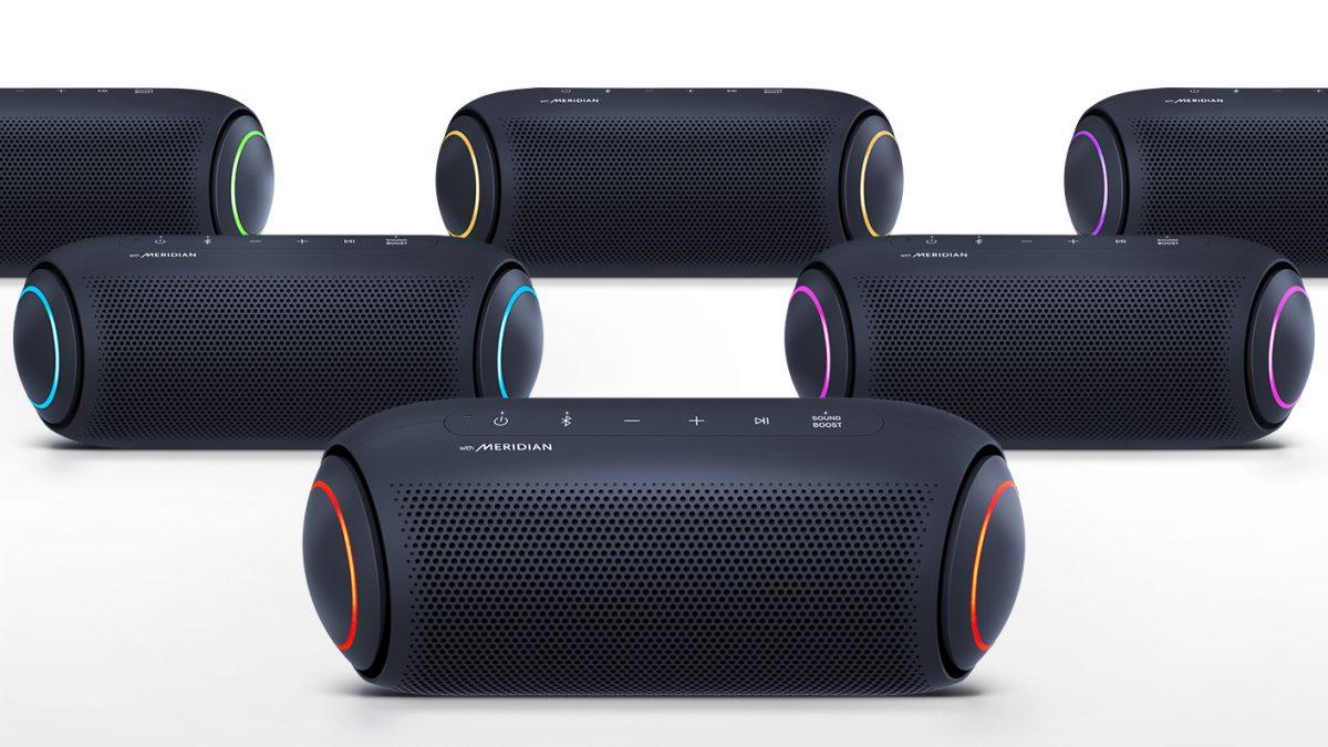 """LG presenta sus nuevos XBOOM GO: Los nuevos parlantes para llevarlos incluso a """"Hawaii"""""""