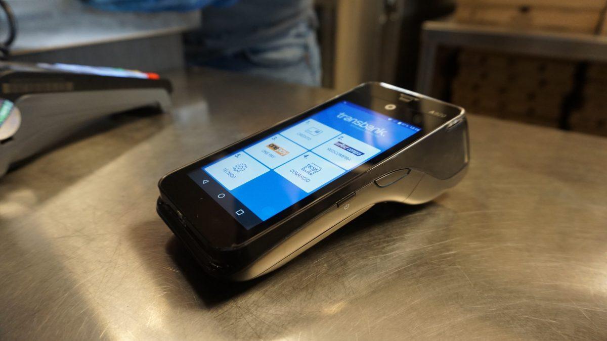 Transbank presenta su nueva línea de equipos POS Android para pagos presenciales