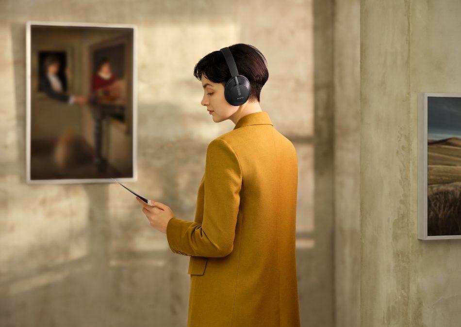 Huawei presenta los FreeBuds Studio: Con cancelación de ruido dinámico y calidad de sonido Hi-Fi