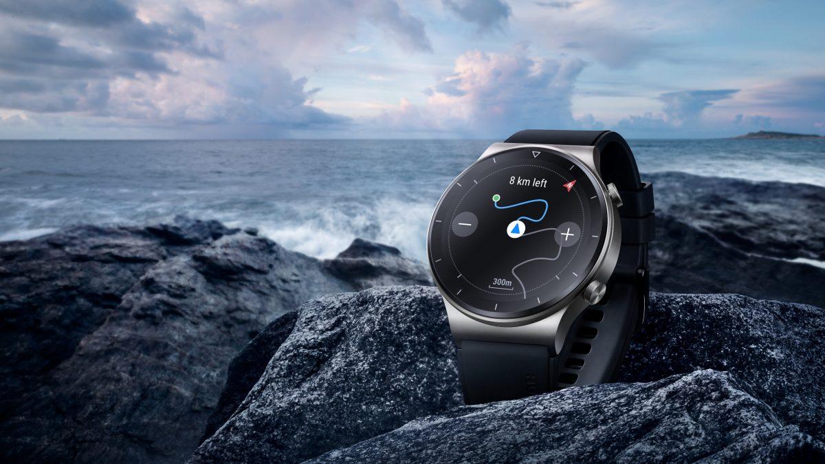 Exclusivo para Huawei Store llega a Chile el Watch GT2 Pro: un smartwatch premium y todo terreno