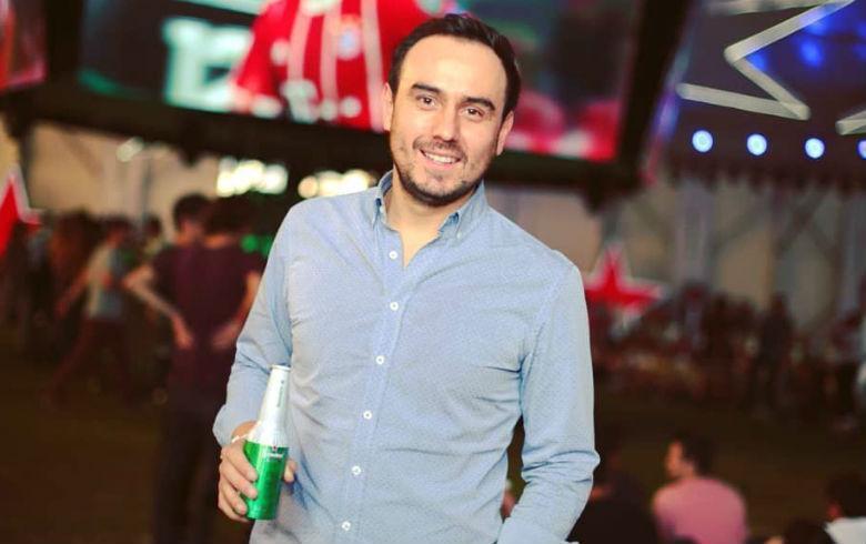 César Antonio Campos entrega consejos para emprender y usar las redes sociales a tu favor
